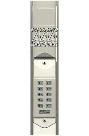 Keypads Archives Linear Access Controls