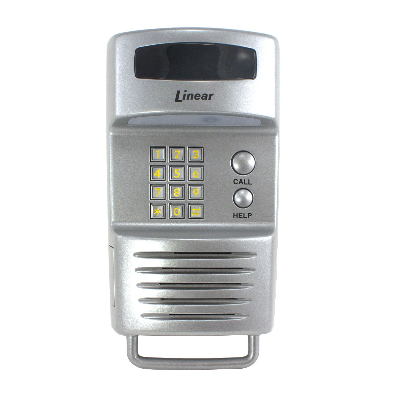 Linear Residential Telephone Entry System Stainless Steel Re 1ss